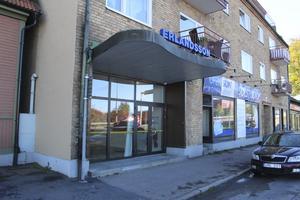 Erlandsson Bygg i Dalarna hade rötterna i Ludvika. Kontoret låg i en tidigare biograf innan det i höstas flyttades till Borlänge.