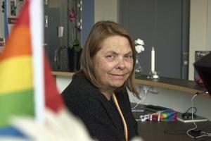 Birgitta Bortas, fritidsledare