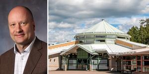 I dag är Johan Dietrichson rektor i Lindesberg, norr om Örebro. Den 8 januari tillträder han tjänsten som skolchef i Surahammar. Foto: Privat och VLT/arkiv