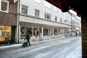 Kök, bageri, boulebanor och eventuellt så kallade shuffleboards kommer inrymmas i Intersports gamla lokaler på Åsgatan.
