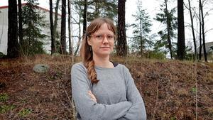 Helena Piippo Larsson bor i Järna sedan fem år tillbaka och har sin ateljé i Hölö.