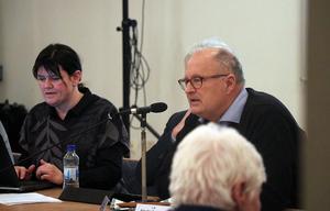 Om kommunen ser över sin översiktsplan så hoppas Ann Sjölander att man gör det på ett betydligt grundligare sätt än vad som diskuterades vid måndagens kommunfullmäktige.