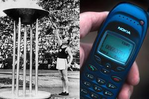 OS i Helsingfors 1952 och Nokias mobiltelefoner. Två saker som satte Finland på världskartan.
