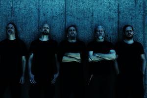 Bandet Meshuggah.