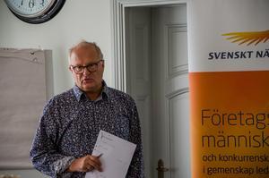 Sten-Ove Danielsson (S) försäkrade att förändring ska ske.