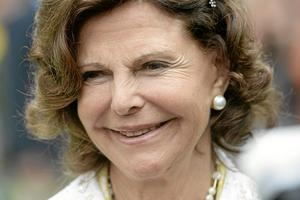I dag har bland annat drottning Silvia namnsdag. Foto: TT Nyhetsbyrån