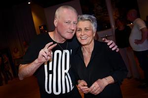 Göran Norman och Eva Norberg från Härnösand gästar ofta kasinots dansbandskvällar.