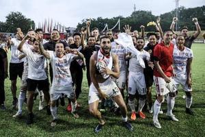Nästa år blir det spel i asiatiska Champions League för Bali United. Bild: Bali United.