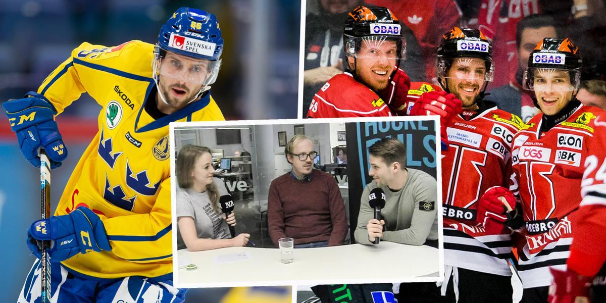 Hockeypuls Örebro – med Mathias Bromé: