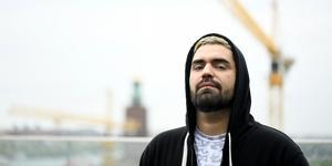 Rapparen Stor kommer till Sundsvall bjuder den 23 juli. Bild: Pontus Lundahl/TT.