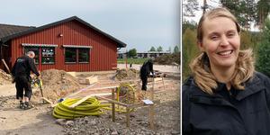 Utbyggnaden väntas kosta 33 miljoner kronor. Foto: Malung-Sälens kommun