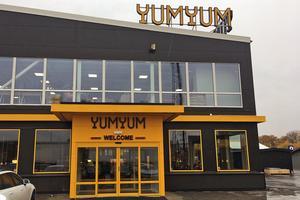 Yum Yum har öppnat på Erikslund.