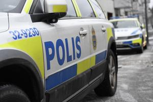 Polisen återfann på lördag morgon en försvunnen kvinna i Kopparberg. Arkivbild.