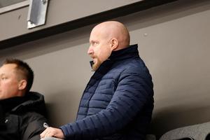 Niklas Johansson, sportchef i Örebro Hockey.