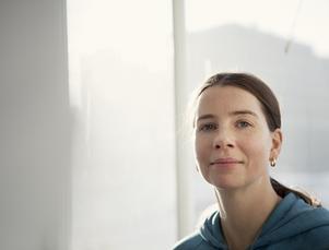 Ylva Ceder kommer från Lund, Skåne, men bor i dag i Stockholm. Foto: AnnKatrin Blomqvist/ Wetterling Gallery