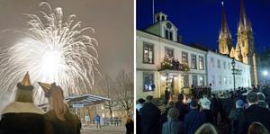 Det blir inga nyårsfyrverkerier från kommunens sida coronaåret 2020. Inte heller Julefridens utblåsande kommer kunna genomföras på traditionellt vis.
