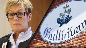 För få lediga lägenheter på äldreboenden försenar utflyttningen från Gullvivan, enligt Ingrid Sundström.