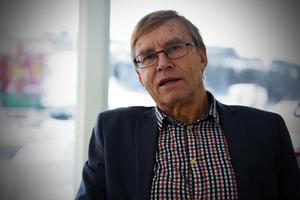 Anders Nordin, vd för Byggsigurd berättar att projektet Åsdalen är nedlagt tills vidare.
