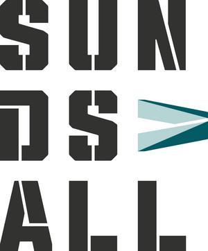Logotypen är bedrövlig och löjeväckande, tycker Michael Edlundh. Bild: Sundsvalls kommun