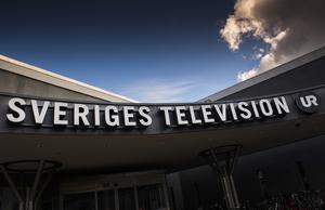 Sveriges Television. Arkivbild: Jonas Ekströmer/TT