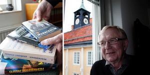 På måndag fyller före detta bankmannen Christian Holm –  som egentligen ville bli historielärare – 75 år.