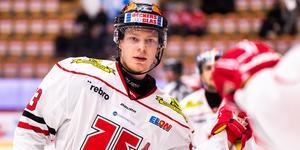 Christopher Mastomäki blir ny lagkapten i Örebro. Bild: Pär Olert/Bildbyrån