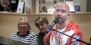 Carl Olof Berg. Fotograf: Ida Svensson