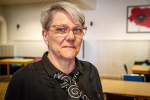 Gerd Olsson (S), ordförande för lärandenämnden i Hudiksvall.