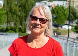 Margareta Jonsson, 64 år, pensionär, Sundsvall