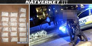 Här är några av bilderna från polisens insats under operation Triss. Bilder: Polisen