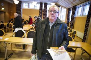 Som förstapris fick Jan Hedman, Ljusdal, ett minnesmynt från bondetåget år 1914.