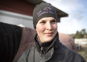 Caroline Holm har sin verksamhet i Masbo strax utanför Hudiksvall.