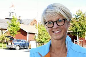Elisabeth Svantesson (M) Arbetsmarknadsminister