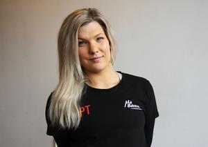 Ida Westerdahl har jobbat som instruktör på Må Bättre i snart tre år. Nu är hon även huvudansvarig för