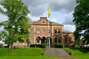 Sävsjö stadshus.