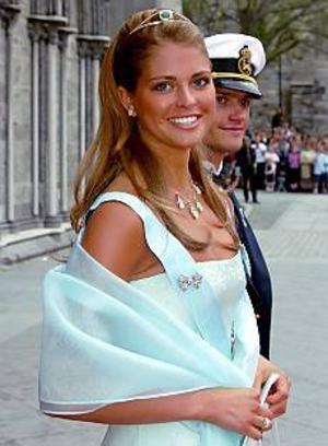 Arkivbild: SCANPIX Gästar Gävle. Prinsessan Madeleine har bokat in ett Gävlebesök i september.