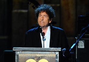 Kulturprofilen har läckt sju namnen på Nobelpristagare enligt en advokatutredning, rapporterar DN. En av dessa var Bob Dylan. Arkivbild. Foto: Vince Bucci/AP/TT