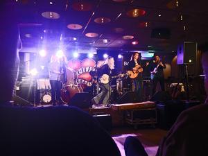 Bandet Halm spelar på Live at Heart i Örebro.