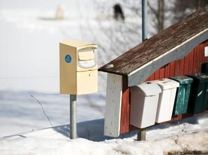 En miss i den interna kommunikationen gjorde att brevlådan inte blev tömd.