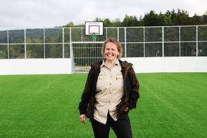 Nu har Edsele AIK även börjat spåna på idén att bygga ett utomhusgym.