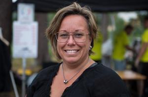 Annelie Gullheim, 43 år, resurs i skola, Torpshammar: