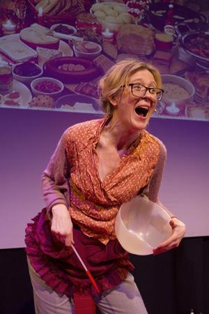 Åsa Gustafsson. Foto: Kajsa Wadström