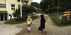 På Allsta skola möts barnen av engagerade pedagoger, här möts barnen av en skola som ligger bredvid både skog och sjö, här möter barnen varandra på skolgården och kan inte bara varandras namn utan känner också till varandras ålder, var de bor och vad deras syskon och föräldrar heter. Det finns ett värde och en trygghet i det, anser insändarskribenten.