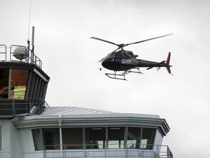 I ett nytt samråd ska regionala effekterna av att flygledningen på Frösön fjärrstyrs från Arlanda belysas. Bilden från flyguppvisningarna i augusti 2016.