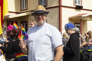 Jan Bonander anser att Bollnäs pastorat fattade fel beslut då de gick ut med att de inte kommer medverka i Bollnäs Pride.