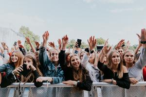 Totalt 212 000 personer var med och festade till det under årets Cityfestival.