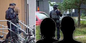 Tre personer begärs häktade misstänkta för inblandning i mordet i Knivsta.