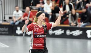 Elin Reinestrand avslutar karriären.