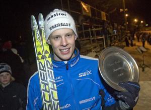 Fredrik Jonsson får chansen i skidförbundets nya utvecklingslandslag.