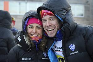Anna Haag, uppvuxen i Orsa och nu sambo med Emil Jönsson i Östersund, hoppas hitta balansen den här säsongen.